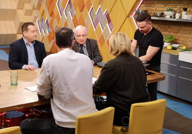 TV-interjú 2019. március 29.